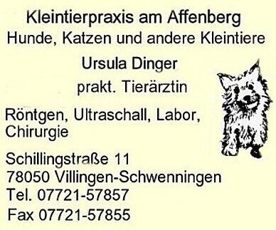 Kleintierpraxis am Affenberg