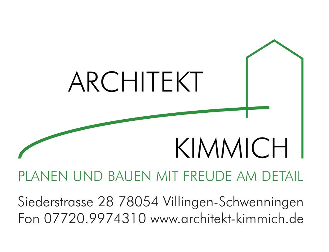 Architekt Kimmich
