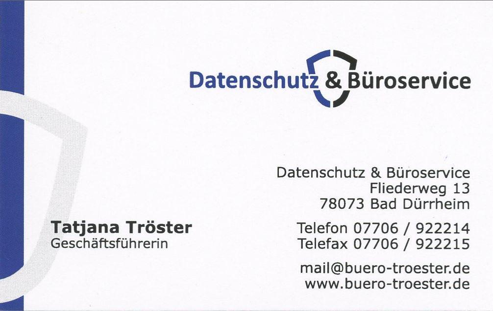 Datenschutz & Büroservice